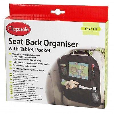 Clippasafe-Car-Seat-Back-Organiser-Tablet-Ipad-Pocket