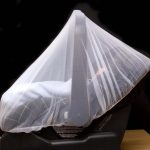 6_4Infant Car Seat Insect Net 6
