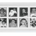 1st Year Print Frame white & black 34120075