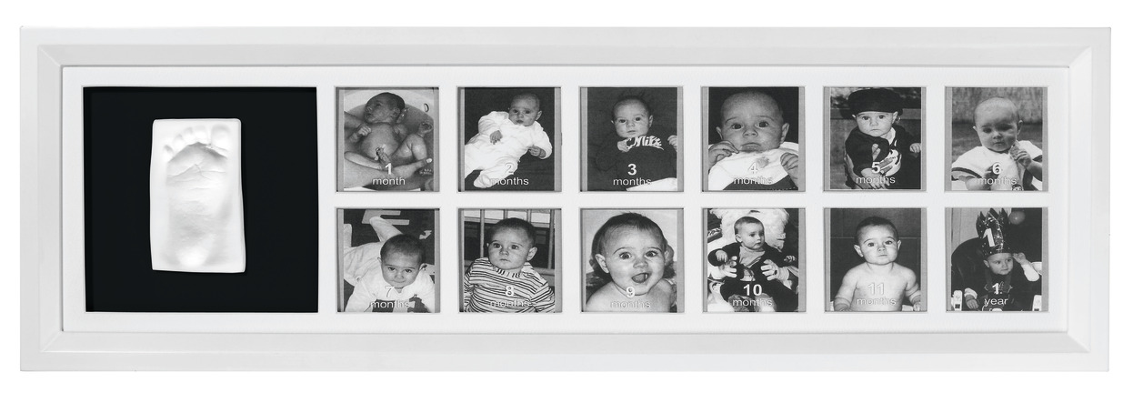 1st Year Print Frame white & black 34120075