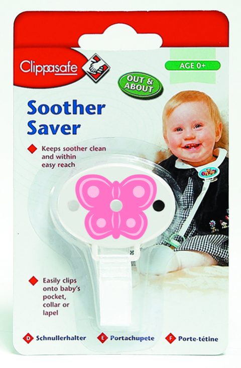 30 SOOTHER SAVER (PINK)