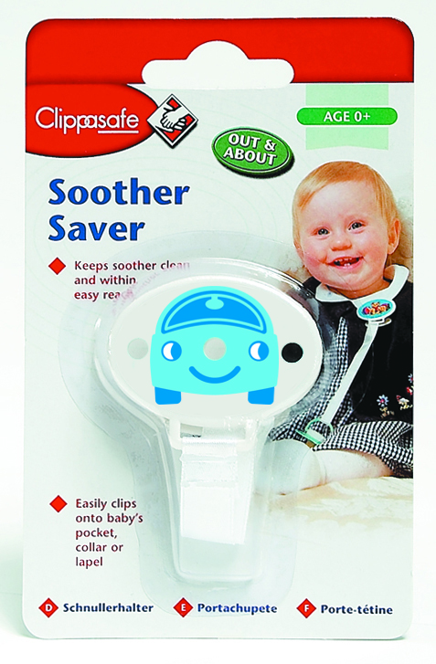30 SOOTHER SAVER (BLUE)