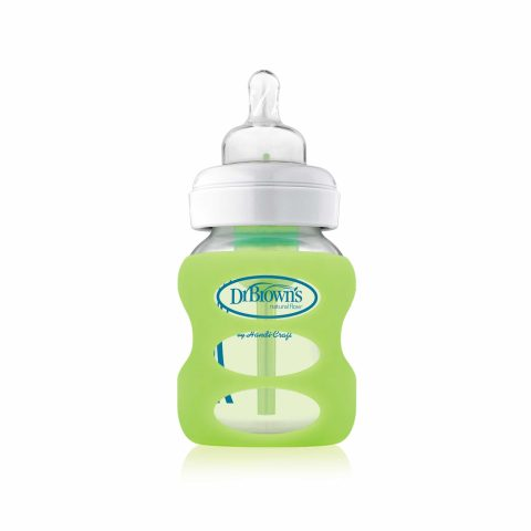WB5100_Product_Options_Glass_Wide-Neck_5oz_150ml_with_AC084_Light_Green_Sleeve