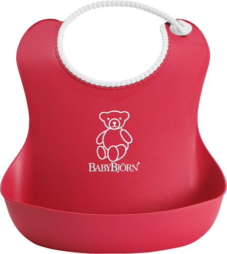 soft-bib-red
