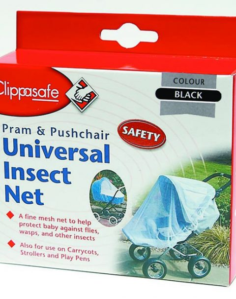 6.3 BOX – UNIVERSAL INSECT NET (BLACK)