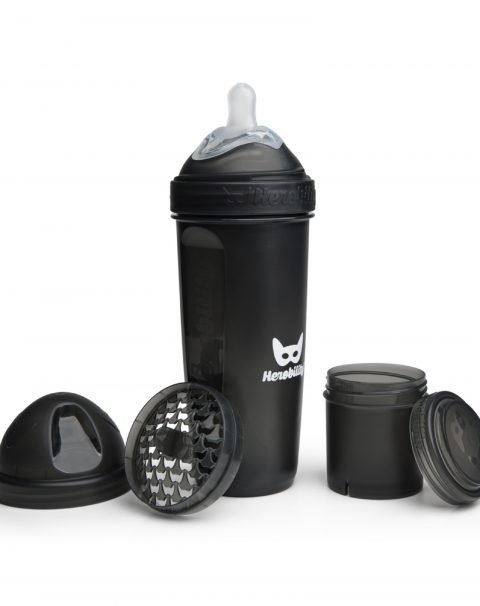 HeroBottle 340ml Black