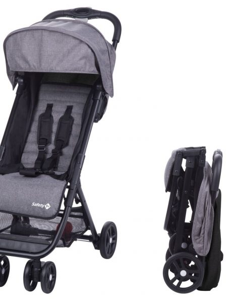 Fullscreen Retina portrait-1265666000_2018_safety1st_stroller_2ndagestroller_teeny_blackchic_with_folded_view