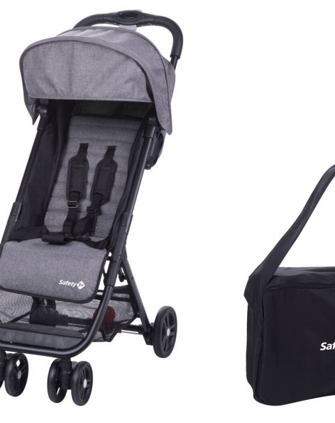Fullscreen Retina portrait-1265666000_2018_safety1st_stroller_2ndagestroller_teeny_blackchic_with_transport_bag