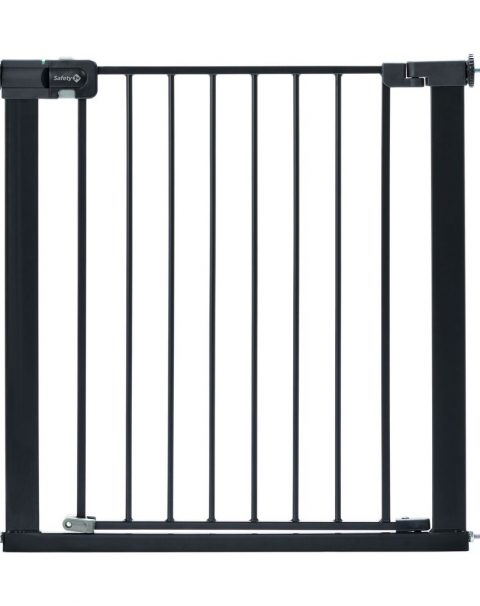 Fullscreen Retina portrait-2475057000_2019_safety1st_homesafety_safetygate_easyclosemetal_black_front