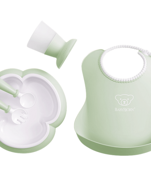 baby-dinner-set-powder-green-babybjorn