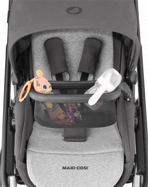 JPG CMYK 300 DPI-1879057110_2019_maxicosi_stroller_accessory_lila_black_nomadblack_childtray_configuredmultipleways3_front