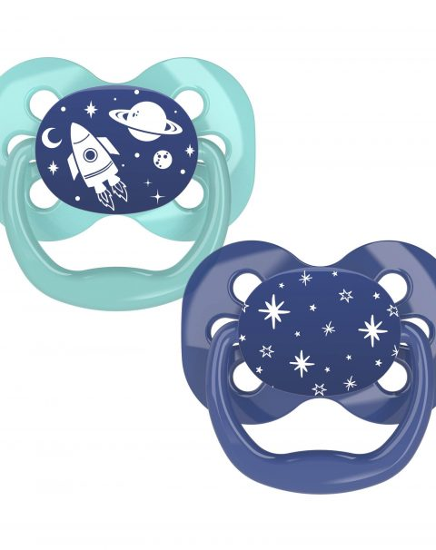 PA12002_Product_F_Advantage_Pacifier_Stage_1_Blue_Space_2-Pack