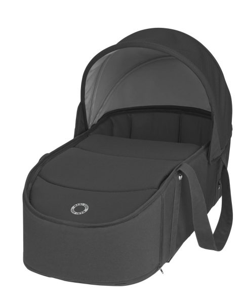 maxicosi stroller carrycot laikasoftcarrycot black essentialblac