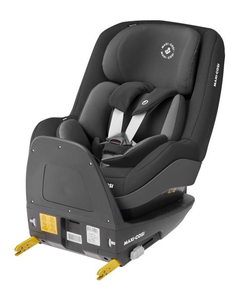maxicosi carseat babytoddlercarseat pearlpro2 rearwardfacing bla